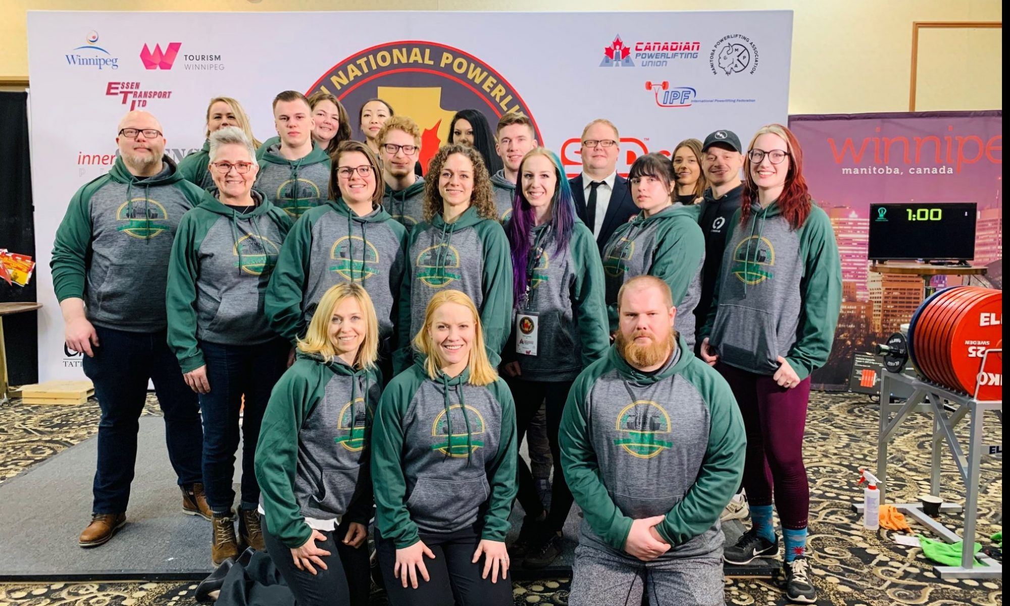 Saskatchewan Powerlifting Association